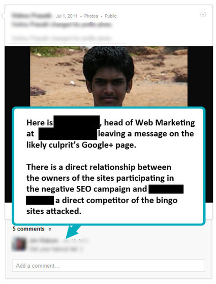 Uncovering Negative SEO: Is Your SEO a Spammer or Just an Idiot? | Real SEO | Scoop.it
