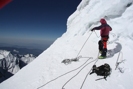 A Typical Day at Mera Peak, in Pictures | Into Thin Air | Scoop.it