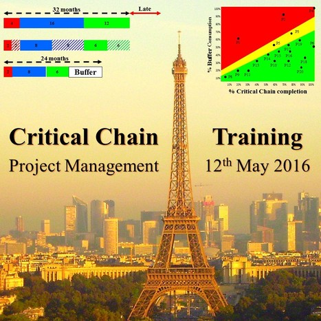 Critical Chain 1 day training course - 12th May 2016 | Marris Consulting | Critical Chain Project Management | Scoop.it