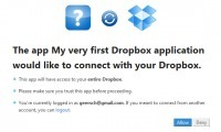 Dropbox REST API Part 1: Authentication | higlabo dropbox.net | Scoop.it