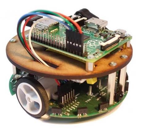 MRPi1 un robot Raspberry Pi pour l'éducation | E-learning francophone | Scoop.it
