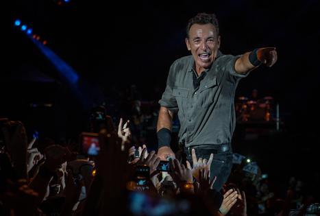 Bruce Springsteen Exploring Instant Live Recordings - Rolling Stone | Bruce Springsteen | Scoop.it