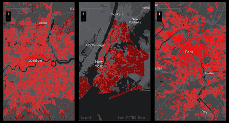 The Urban Observatory City Comparison App | Landscape Urbanism | Scoop.it