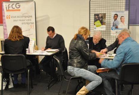Tout savoir sur la création reprise d'entreprise le 3 octobre à Angoulême | Créativité et territoires | Scoop.it