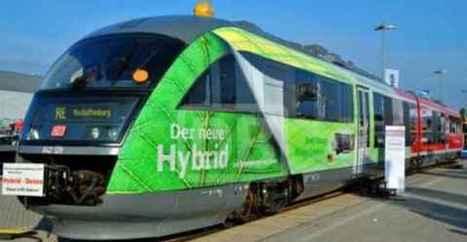 In Germania anche il treno diventa ibrido | Logistica & Spedizioni | Scoop.it