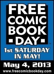 Free Comic Book Day! May 4, 2013!   All About Books and Comics   Comic Books in Education   Scoop.it
