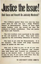 Primary Source 2 | Sacco & Vanzetti trial | Scoop.it