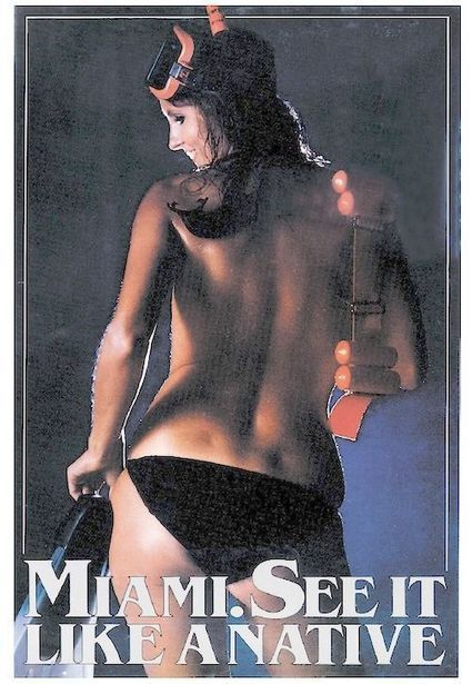 Vintage Miami Tourism Poster | Your Fun | Pinterest | East Coast Limousine Service | Scoop.it