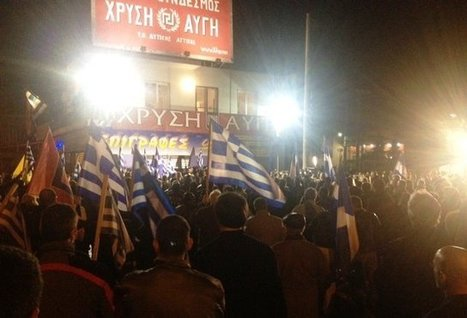 Golden Dawn - International Newsroom: Hundrends of Nationalists present to fight State-sponsored Terrorism | The Indigenous Uprising of the British Isles | Scoop.it