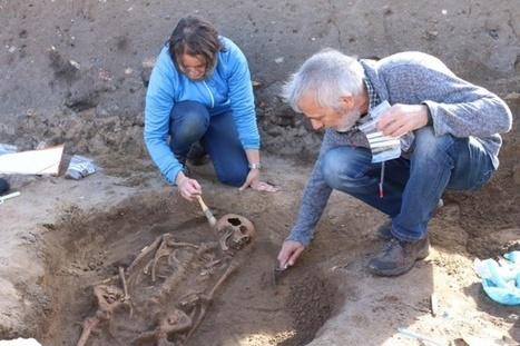 Cornelia, el esqueleto hallado en A Lanzada, pondrá cara a nuestros antepasados | Arqueología romana en Hispania | Scoop.it
