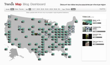 Que regardent actuellement les Américains sur YouTube ? | Transmedia Journalism | Scoop.it