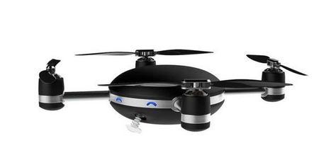 Lily – Un drone appareil photo conçu pour vous suivre partout à la trace | Une nouvelle civilisation de Robots | Scoop.it