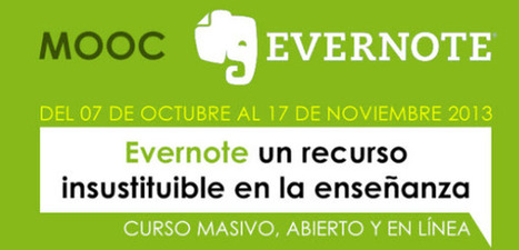 Dos cursos online gratuitos sobre Google Drive y Evernote como herramientas educativas | E-Learning | Scoop.it