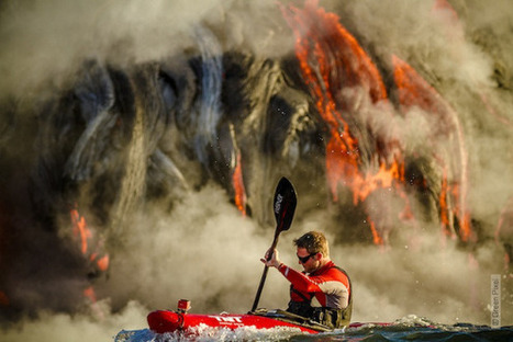 Alexandre Socci : Kayaking sur un volcan | Yumington Magazine | Scoop.it