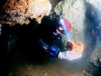 Exploring Mexico's Sacred Caves - ABC News | Cave Diving | Scoop.it