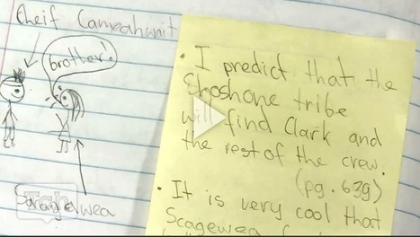 Analyzing Texts: 3 Common Core Lessons | Teaching Channel | Scriveners' Trappings | Scoop.it
