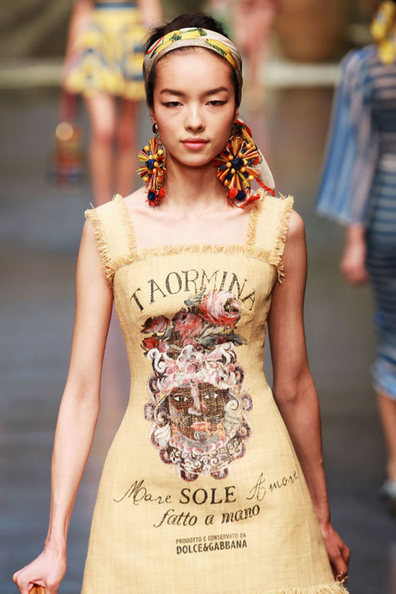 Dolce & Gabbana Send Racist Mammy Collection Down the Catwalk - COLORLINES   anti-racism framework   Scoop.it