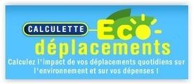 La calculette éco-déplacement de l'ADEME - Semaine nationale du vélo | Ressources pour la Technologie au College | Scoop.it