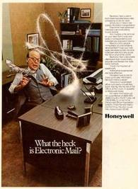 "Retronaut - 1977: ""What the Heck is Electronic Mail?"" 