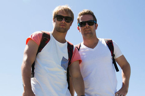 Dan and Aaron say goodbye on The Great Food Race - MSN NZ News   ChineseRecipes@CelebrityChefs.TV   Scoop.it