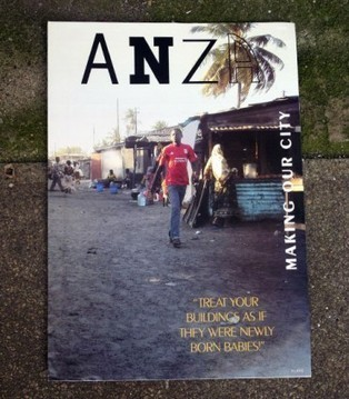 ANZA #1: Making Our City - Bracom Associates | The Nomad | Scoop.it