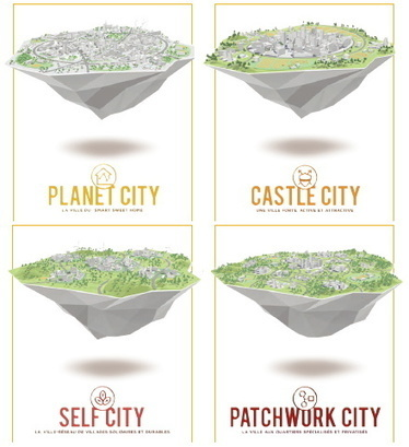 Cité 2030 ou quand l'Ideas Laboratory réfléchit aux usages des villes de demain | Urbanisme | Scoop.it