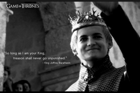 Funny Reaction's After King Joffrey's Death - Game of Thrones | Break Free Movies | Scoop.it