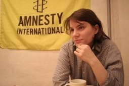 'Pussy Riot is political art' | Amnesty's global human rights blog | Social Art Practices | Scoop.it