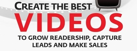 [INFOGRAPHIC] How to Create the Best Videos | Beyond Marketing | Scoop.it
