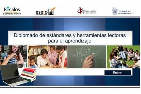 Diplomado de estándares y herramientas lectoras para el aprendizaje | DPS | Evaluación Educativa | Scoop.it