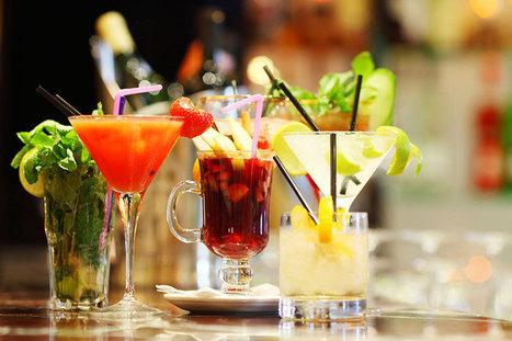 Top 3 Cocktail Bars in Paris | PARISCityVISION | Visit Paris | Scoop.it