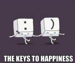 What Are The Keys To Happiness? - Socks On An Octopus | SOAO Funny and Unusual | Scoop.it