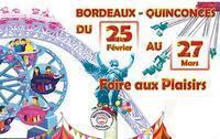 Bordeaux Agenda : La foire aux Plaisirs du 25 février au 27 mars ! | Bordeaux : tourisme et art de vivre | Scoop.it