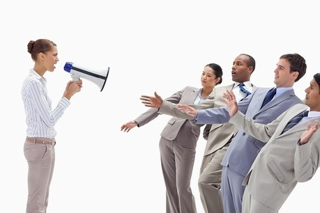 How to handle hecklers | TrainingZone.co.uk | Presentations - Lets get creative! | Scoop.it