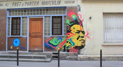 Dans les auberges de jeunesse, les « tours » street art séduisent les backpackers   Scènes Vivantes & Cultures Mouvantes   Scoop.it