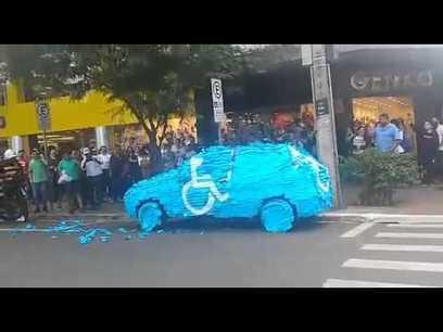 Aparcó el coche en una zona para minusválidos y fue trolleado sin piedad | TJmix Mundial | Scoop.it