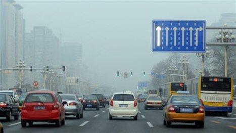 [Chine] La pollution de l'air atteint des sommets à Pékin | Toxique, soyons vigilant ! | Scoop.it