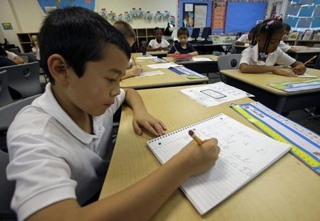 Some states move to save cursive in the classroom | Troy West's Radio Show Prep | Scoop.it