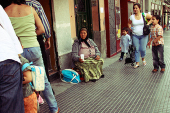 Spain is experiencing a period of intense social crisis. | The Great Transition | Scoop.it