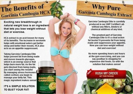 Garcinia Cambogia Elite Review – Get Free Trial Here!!!   GREAT INVENTION Garcinia Cambogia Elite   Scoop.it