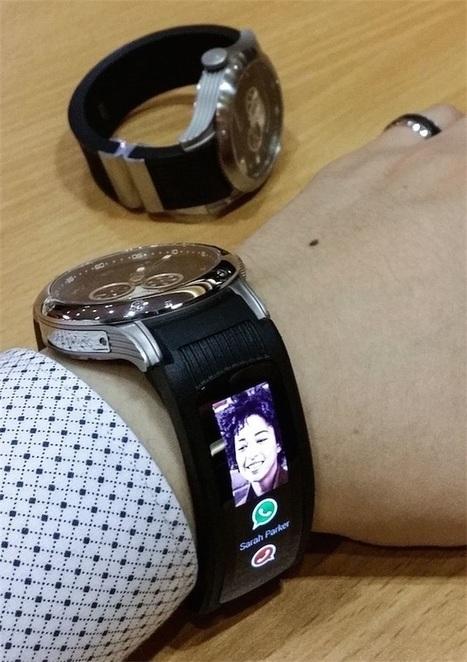 Kairos T-Band : un bracelet connecté pour montres mécaniques   Objets Connectés & Marketing Connecté   Scoop.it