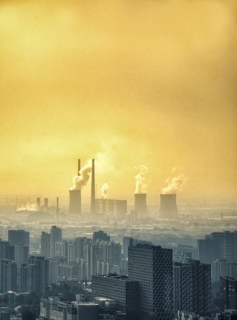 Beijing's Pollution | geographic world news | Scoop.it