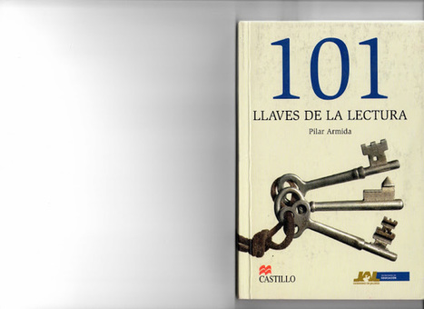Libro -  101 llaves de la lectura | Educacion, ecologia y TIC | Scoop.it