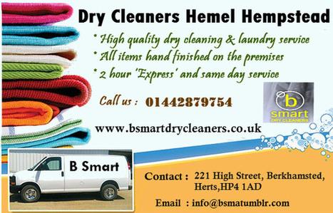 Bsmart Dry Cleaners Hemel Hempstead | B Smart Dry Cleaners | Scoop.it
