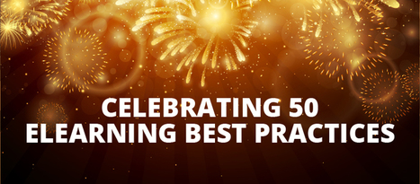 50 eLearning Best Practices | e-Learning, Diseño Instruccional | Scoop.it