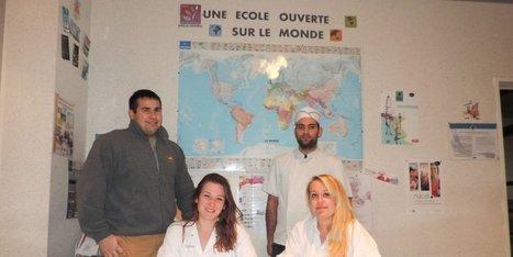 Ils font la promotion de leur école - Sud Ouest 06/02/2016   L'Enilia-Ensmic dans la presse   Scoop.it