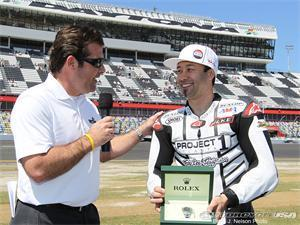 MotorcycleUSA | Jake Zemke Interview 2012 Daytona | Ductalk Ducati News | Scoop.it
