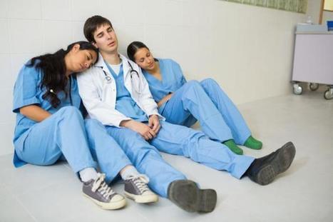 Sommeil et risques métaboliques du travail posté | DORMIR…le journal de l'insomnie | Scoop.it
