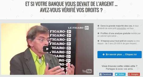 Toujourspret.fr propose aussi gratuitement de contrôler les trop-perçus de votre banque | Antibanque | Scoop.it