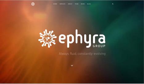 Ephyra Group Unveils New Website Design | Branding | Scoop.it